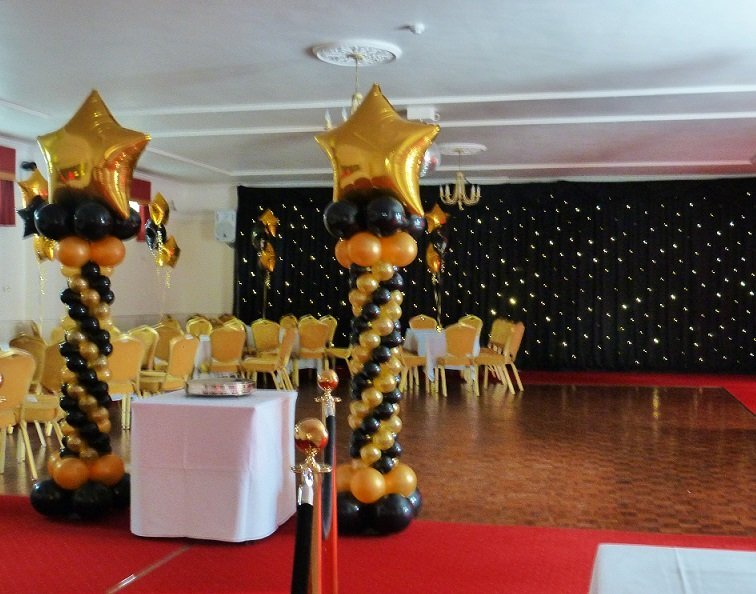 Starlight Backdrops Creative Balloon Company