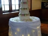 starlight cake table skirt Woolston