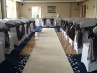 aisle carpet 8m Belmont suite